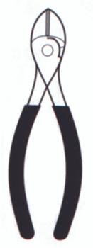 Diagonal Cutting Pliers: 10-407