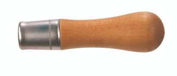 Metal Ferruled Wooden Handles: 21503N