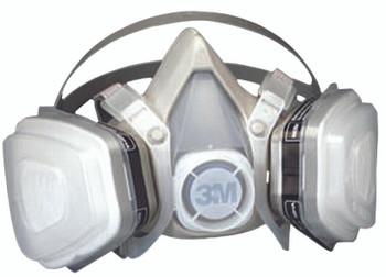 5000 Series Half Facepiece Respirators (Medium): 52P71