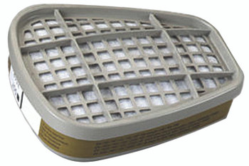 6000 and 7000 Series Half and Full Facepiece Cartridges and Filters: 6006