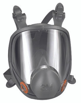 6000 Series Full Facepiece Respirators (Medium): 6800