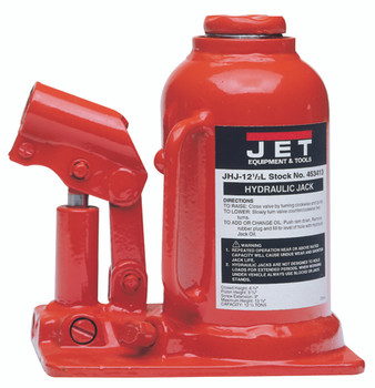 JHJ Series Heavy-Duty Industrial Bottle Jacks: 453322