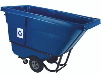Recycling Tilt Trucks: 1305-73-BLUE