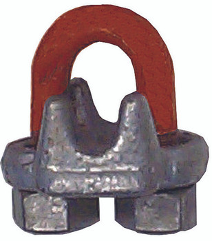 Forged Wire Rope Clips (1/4 in.): M246