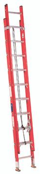 FE3200 Series Fiberglass Channel Extension Ladders (20 ft.): FE3220
