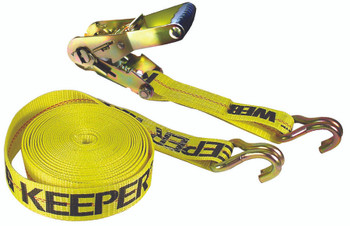 Ratchet Tie-Down Straps (2 in. X 27 ft.): 04622
