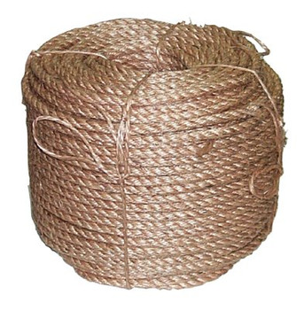 Manila Ropes: 1/4X600-3SB