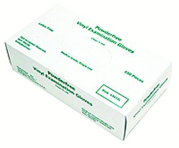 Memphis Disposable Vinyl/Latex Gloves: 5010