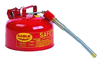 Eagle Type ll Safety Cans: U2-26-S Series