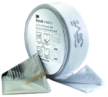 3M Petroleum Folded Spill Kits: P-SKFL5 and P-SKFL31