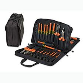 Cementex Electrician's 30 Piece Tool Case: ITS-30B-SC