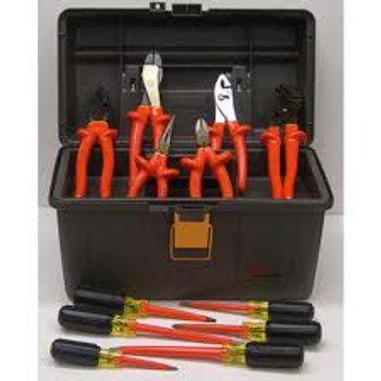 Cementex Automotive Electric Service Tool Kit: ITS-12B-AES