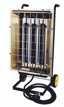 Portable Infrared Heaters (6 kW): FHK-624-3A