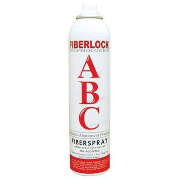 Fiberlock A-B-C FiberSpray - White: 6410