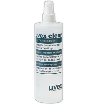 Uvex Clear Lens Cleaning Products: S462, S463, S467, S468