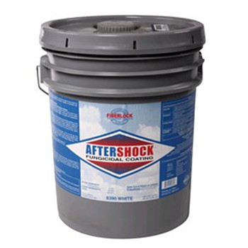 AfterShock - EPA Registered Fungicidal Coating (Five Gallon): 8390