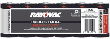 Heavy Duty Shrink Pack Batteries: HD-DA