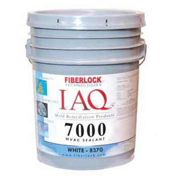 HVAC Sealant - IAQ 7000 (White): 8370