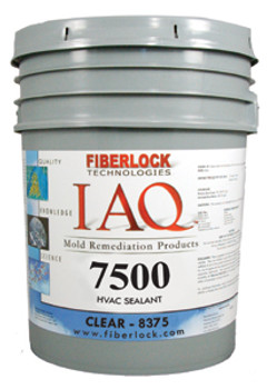 HVAC Sealant - IAQ 7500 (Clear): 8375