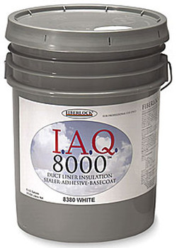 HVAC Insulation Sealer - IAQ 8000 (White): 8380