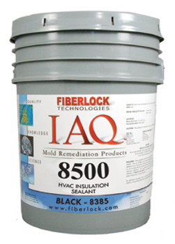 HVAC Insulation Sealer - IAQ 8500 (Black): 8385