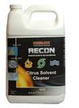 Recon Citrus Solvent Cleaner/Degreaser (One Gallon): 3022