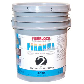 Piranha 2 - Methylene Chloride (Five Gallon): 5720