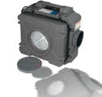 Fiberlock HEPA Filtered Negative Air Machine (With Replacement Filters)