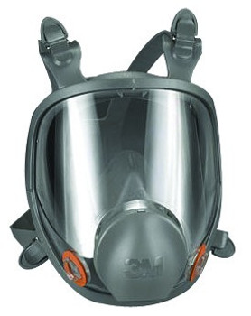 3M 6000 Series Full Facepiece Respirators: Choose Size