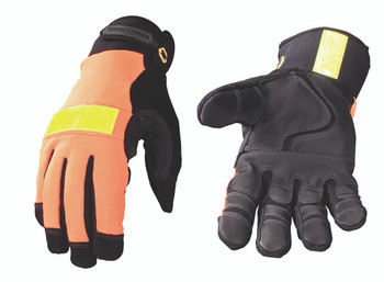 Safety Orange Waterproof Winter: 03-3610-50-Large