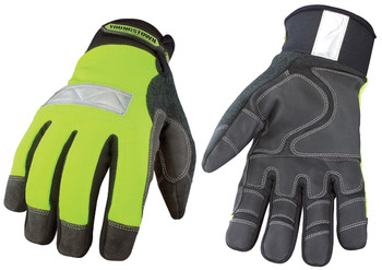 Safety Lime Waterproof Winter: 08-3710-10-XL