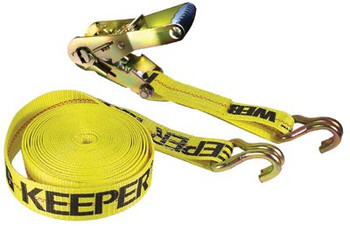 Keeper Ratchet Tie-Down Straps: Choose Size