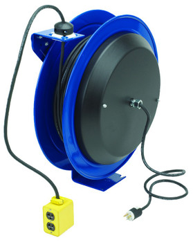 Coxreels EZ-Coil Power Cord Reels