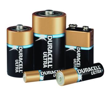 Duracell Advanced Ultra Batteries: Choose Size