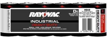 Rayovac Heavy Duty Shrink Pack Batteries: Choose Size