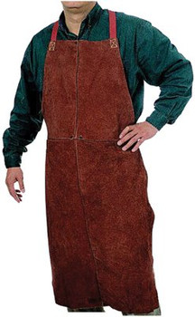 Bib Leather Aprons (24 in. X 42 in.): 500
