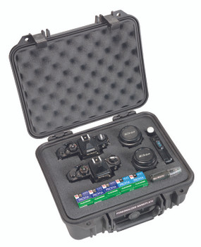 Small Protector Cases: 1400-Black