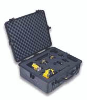 Large Protector Cases: 1600-BLACK