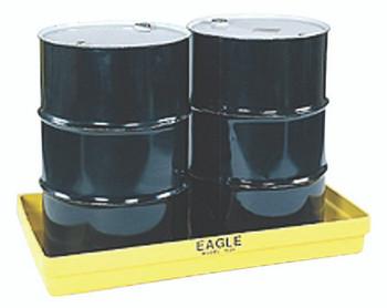 Eagle 2-Drum Budget Basins (5,000 Ib. Capacity): 1631