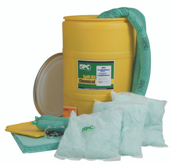 Drum Spill Kits (55 Gallon): SKA55