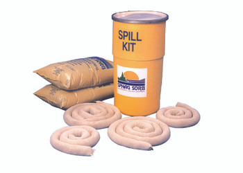 Spill Response Kits (14 Gallon): SS-14SRK