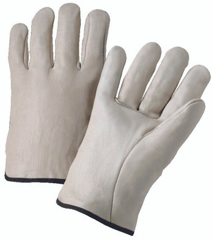4000 Series Cowhide Leather Driver Gloves (XL): 4000XL