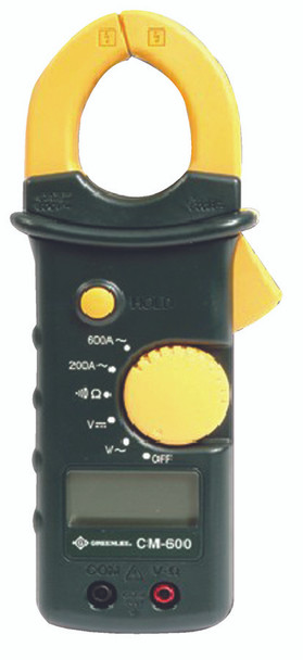AC Clamp-On Meters (1 3/8 in.): CM-600