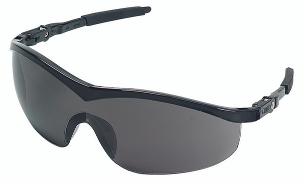 Storm Protective Eyewear (Black with Gray Lens): ST112