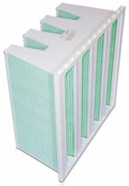 Aeolus Mini Pleat V-Cell Filters - (Choose Efficiency and Size)