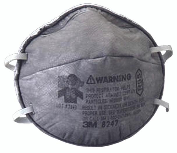R95 Particulate Respirators: 8247