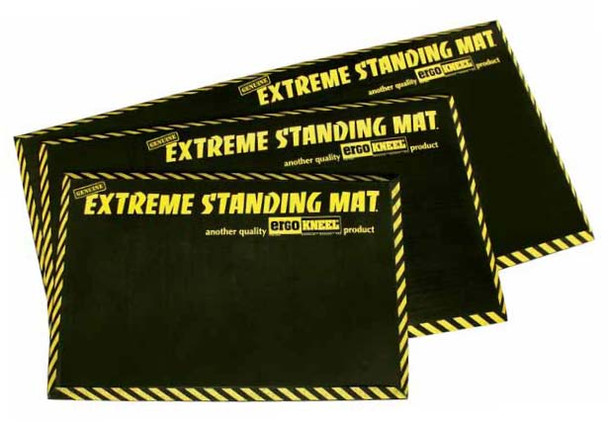 Extreme Standing Mats by ErgoKneel - EXTRA LARGE (XL) 2 ft. x 3 ft. x 1 in.  (5032)