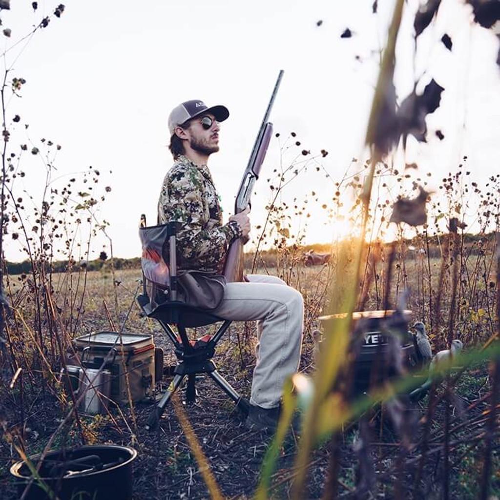 hunting on Chama All-Terrain Swivel Chair