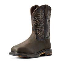 Ariat Men's WorkHog Waterproof Metguard Composite Toe Work Boot