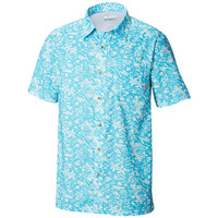 Men's PFG Super Slack Tide™ Camp Shirt by Columbia front